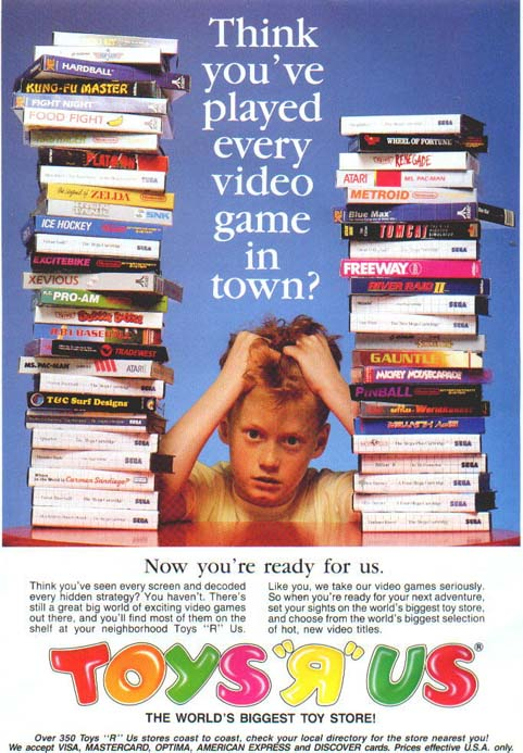 Toys Advertisement 93