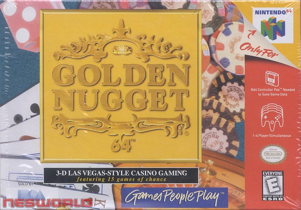 Nugget casino nintendo casino pool tournaments wisconsin