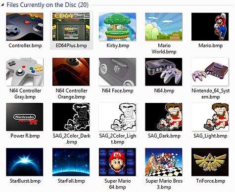 NESWORLD COM - ED64 PLUS (N64 RAM CARTRIDGE)