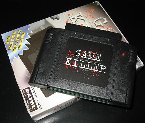 The Game Killer (www nesworld com)