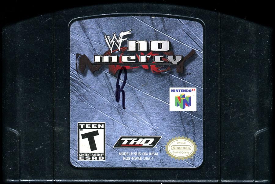 NESWORLD COM - WWF NO MERCY (VERSION 1 1)