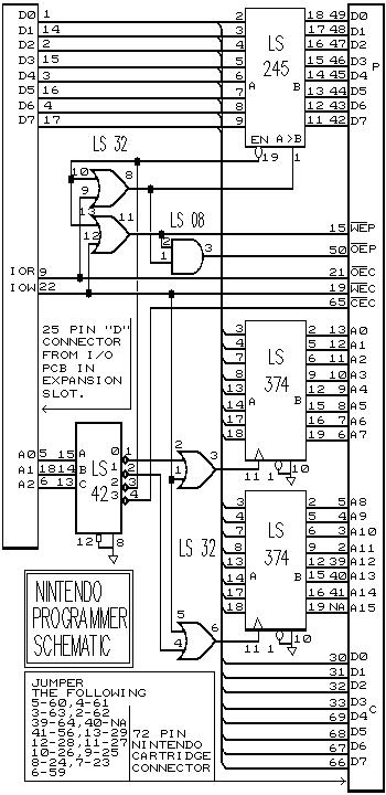 click here to view the programmer module schematic