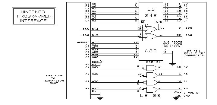 click here to view the interface board schematic