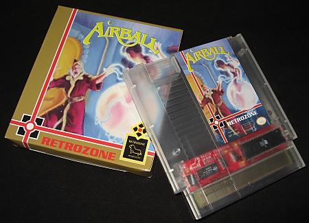 Nesworldcom Airball For The Masses Nes Unreleased