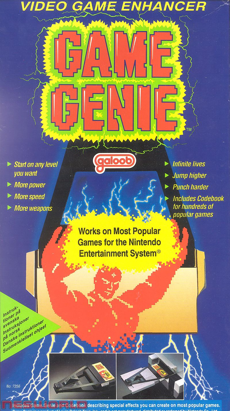internet genie game