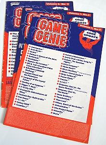 NESWORLD.COM - <b>GAME GENIE</b> - THE VIDEO <b>GAME</b> ENHANCER (NINTENDO ...