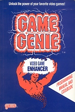 Nesworld Com Introduction Of The Game Genie Nintendo